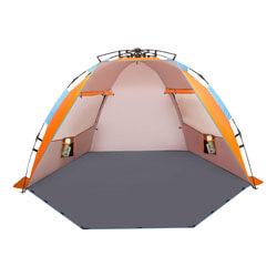 Oileus Large Beach Tent Sun Shelter