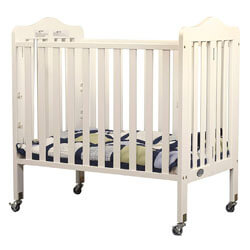 Orbelle Tina Three Level Mini Crib