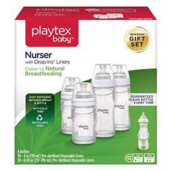 Playtex Baby Nurser Baby Bottle