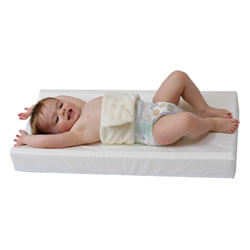 PooPose Wiggle Free Diaper Changing Pad