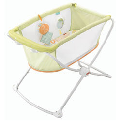 Portable Rock 'n Play Bassinet