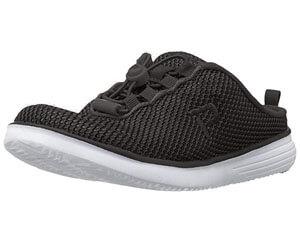 Propét Women's TravelFit Slide Walking Shoe, best shoes for pregnancy