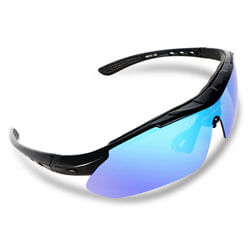 RIVBOS' Polarized Unisex Sports Sunglasses