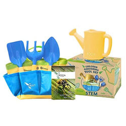 ROCA Home Kids Garden Tools Set