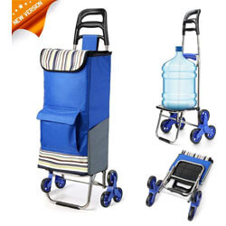 ROYI Upgraded Folding Shopping Cart