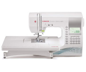 SINGER Quantum 9960 Computerized Sewing Machine