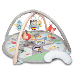 Skip Hop Treetop Friends Baby Developmental Play Mat