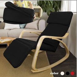 SoBuy Haotian Comfortable Relax Rocking Chair