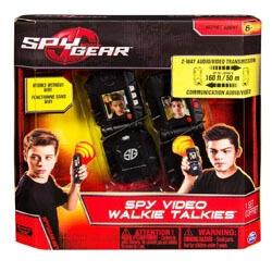 Spy Gear Video Walkie Talkies, Best Spy Gear for Kids