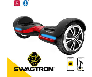 Swagtron App-Enabled Hoverboard