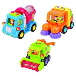 Think Gizmos Friction Toys