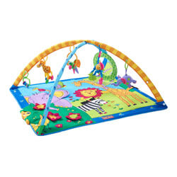 Tiny Love Gymini Super Deluxe Activity Gym Play Mat