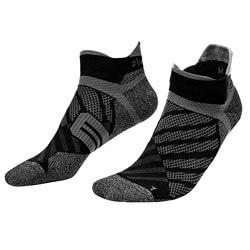 Toes&Feet Men's Compression Running Socks