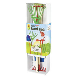 oysmith Big Kids Garden Tools Set