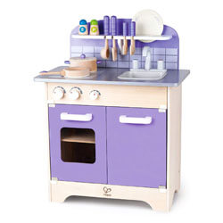 Hape Wood Kids Play Kitchens