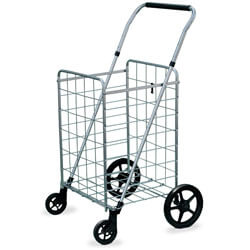 Wellmax Grocery Shopping Cart
