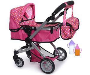 fash n kolor Foldable Pram for Baby