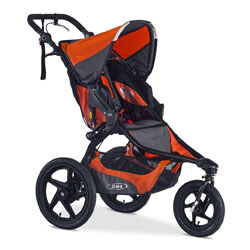 bob revolution pro review, jogging stroller
