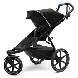thule urban glide 2 review, best stroller for jogging