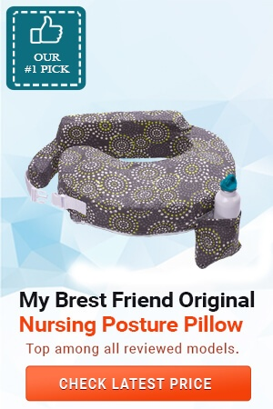 best feeding pillow, portable nursing pillow, baby breastfeeding pillow